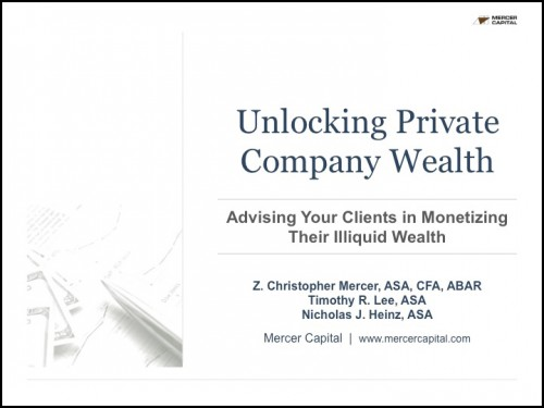 Heckerling_Unlocking-Private-Company-Wealth-2015-cover