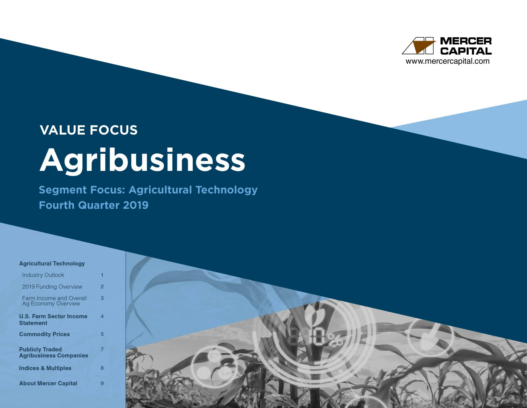 cov_Mercer-Capital_Agribusiness_19Q1