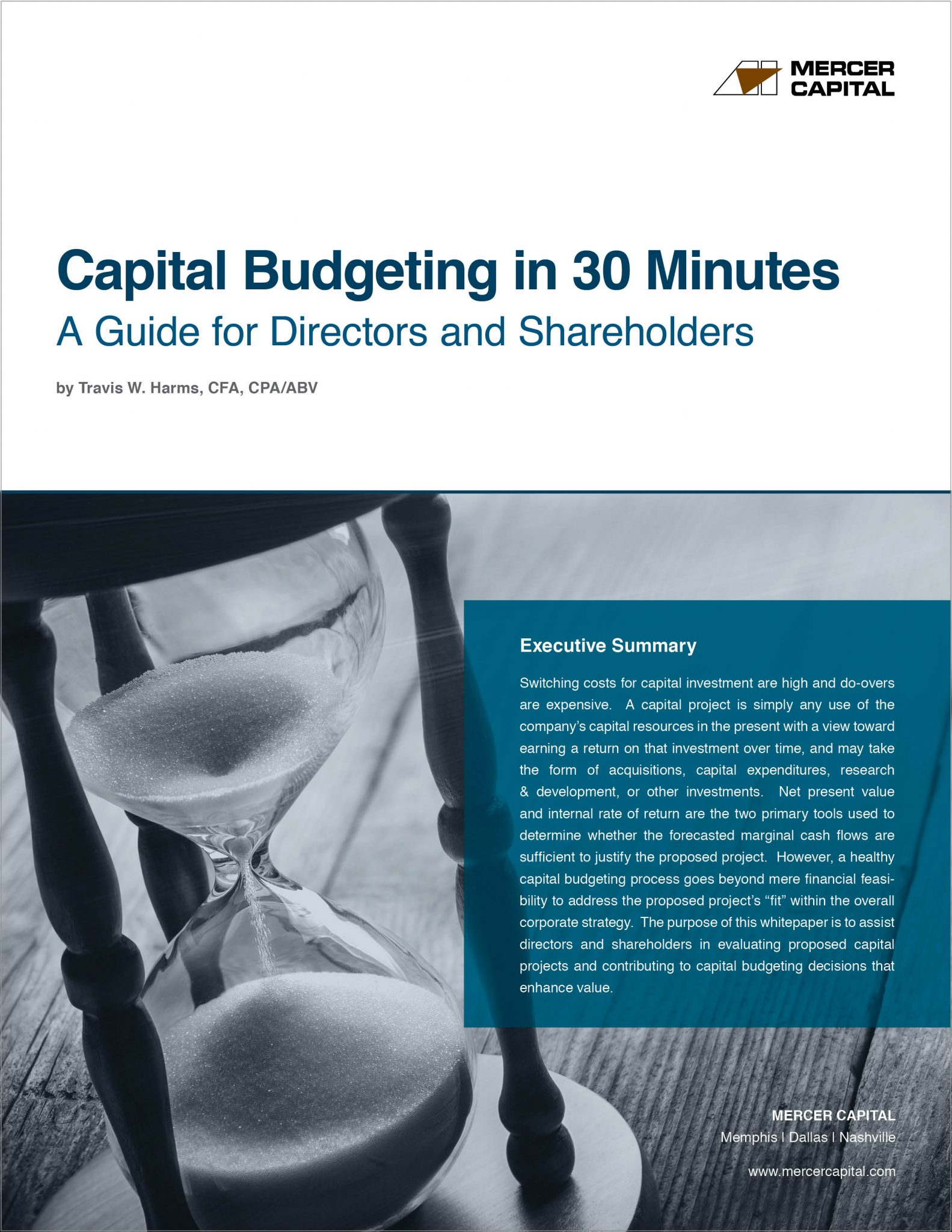 cov_mercer-capital_capital-budgeting-in-30-mins-2016