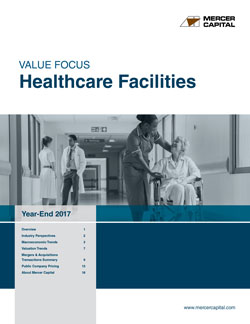 cover_Mercer-Capital_Healthcare-Facilities_2H17